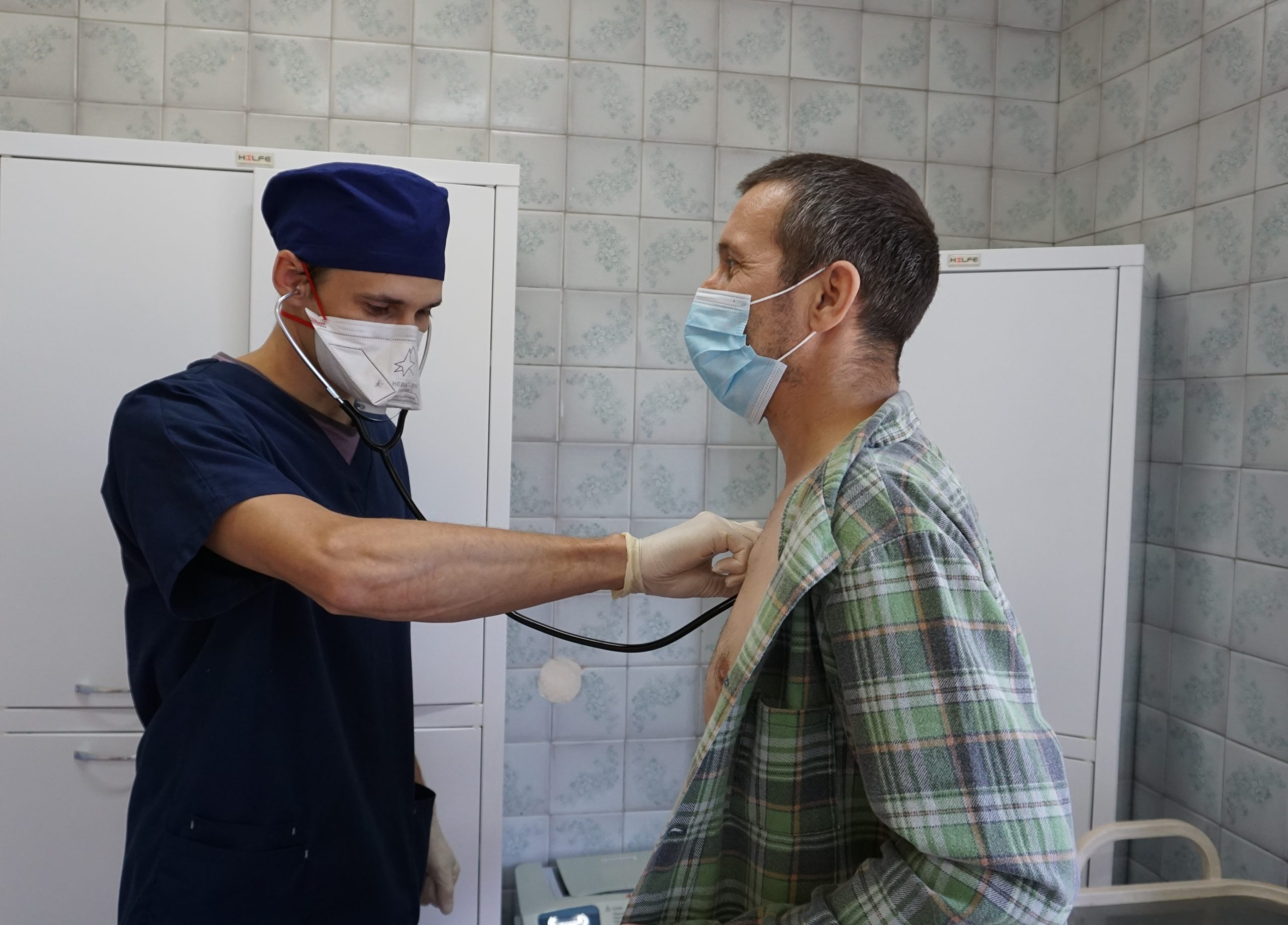 Профилактика туберкулеза у медиков
